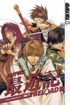 Saiyuki Reload: v. 1 by Kazuya Minekura image