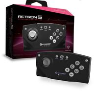Hyperkin Retron 5 Bluetooth Wireless Controller - Black for