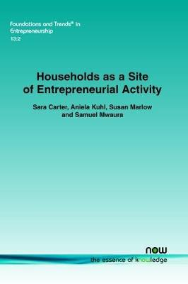 Households as a Site of Entrepreneurial Activity by Sara Carter