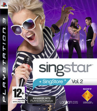 SingStar Vol.  2 (Game Only) for PS3 image