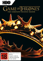 Game of Thrones - The Complete Second Season on DVD
