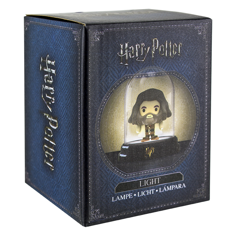 Hagrid Mini Bell Jar Light image