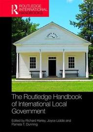 The Routledge Handbook of International Local Government