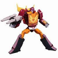 Transformers Masterpiece MP-40 Targetmaster Hot Rodimus - Action Figure