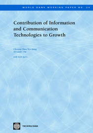 Contribution of Information and Communication Technologies to Growth by Alexander Pitt image