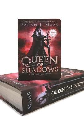 Queen of Shadows Miniature Character Collection by Sarah J Maas