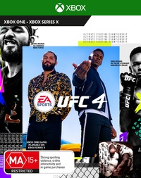 EA Sports UFC 4 for Xbox One