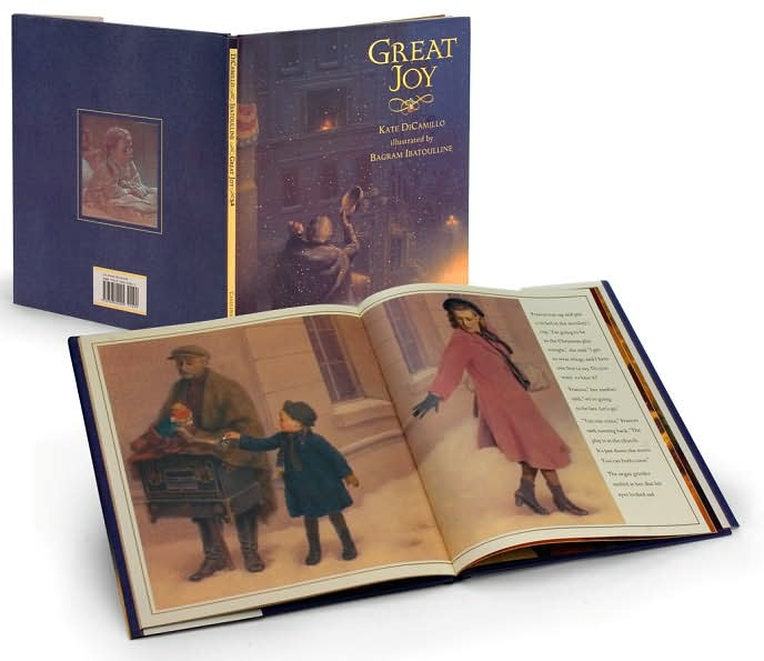 Great Joy by Kate DiCamillo image