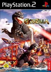 Godzilla: Save the Earth for PlayStation 2