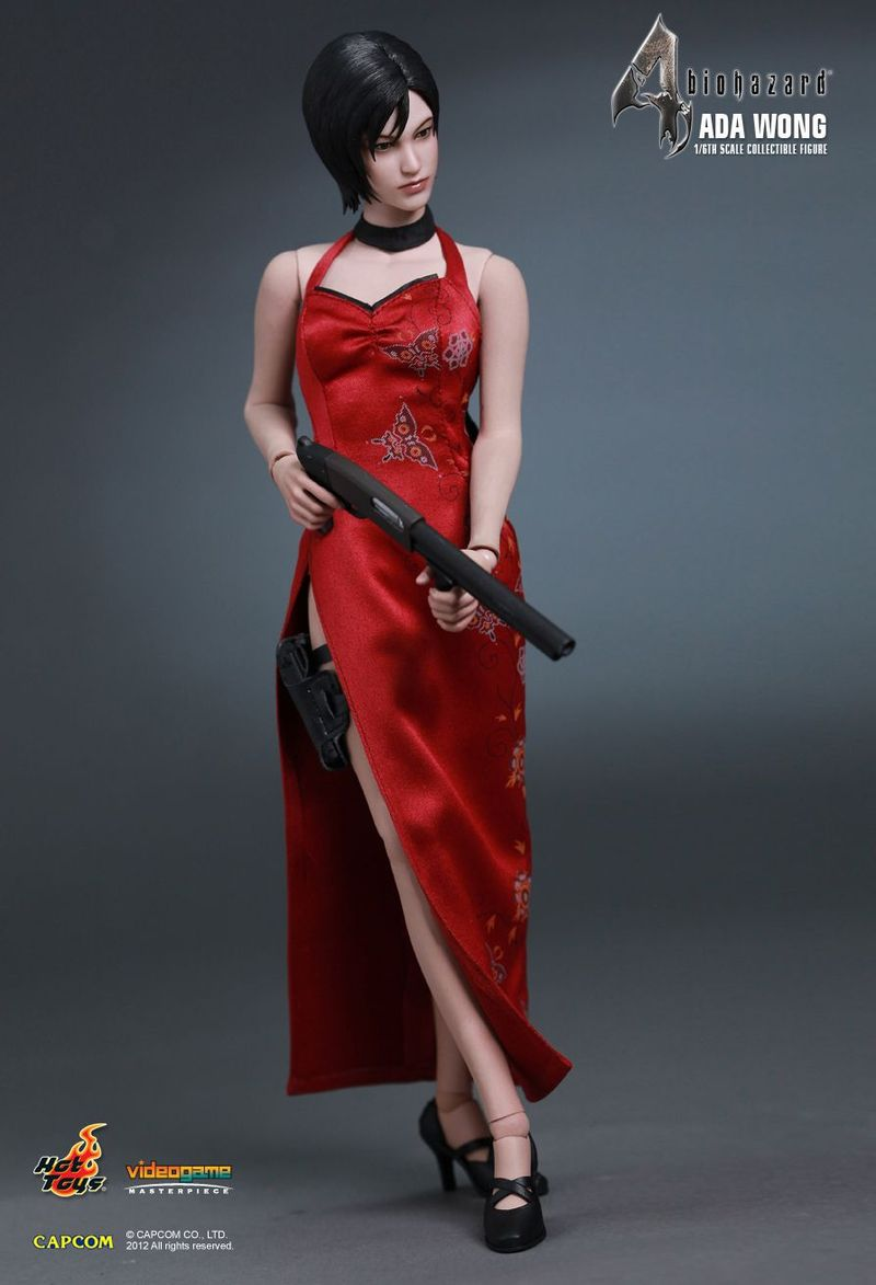 Resident Evil 1 6 Scale 12 Quot Action Figure Ada Wong At
