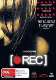 [Rec] on DVD