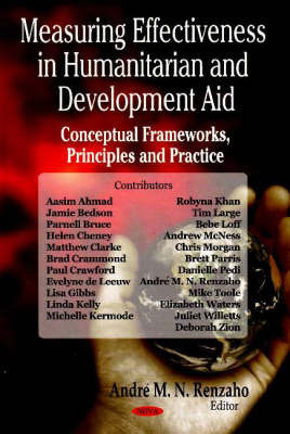 Measuring Effectiveness in Humanitarian & Development Aid