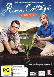 River Cottage Australia on DVD