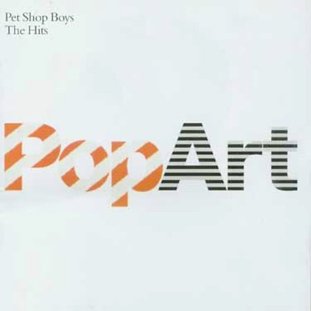 Popart -The Hits by Pet Shop Boys image
