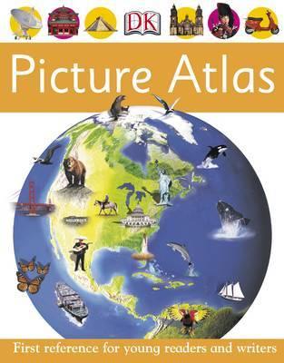 Picture Atlas by Anita Ganeri image