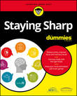 Staying Sharp For Dummies by American Geriatric Society