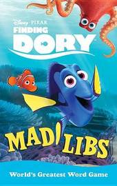 Finding Dory Mad Libs by Mickie Matheis
