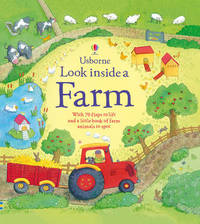 Look Inside a Farm by Katie Daynes