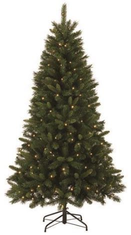120 LED Light Appleton Christmas Tree with 518 Tips - Medium (6ft)