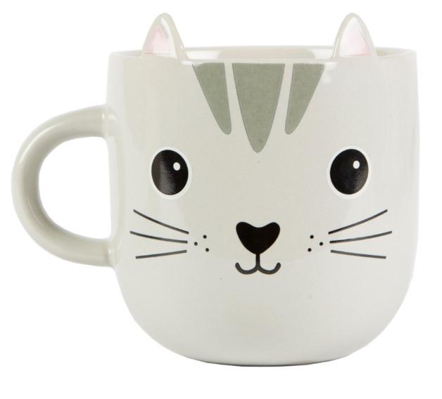 Sass & Belle: Kawaii Friends Nori Cat Mug