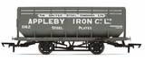 Hornby: LMS Dia 1729 20 Ton Coke Wagon 'Appleby Iron Co.' 1162