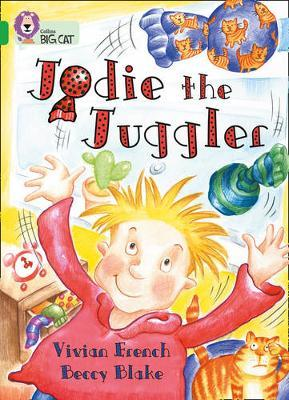 Jodie the Juggler by Vivian French