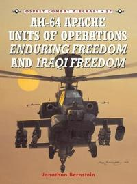 AH-64 Apache Units of Operations Enduring Freedom and Iraqi Freedom by Jonathan Bernstein image