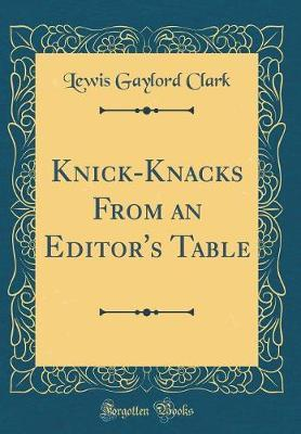 Knick-Knacks by Lewis Gaylord Clark