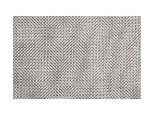 Maxwell & Williams Diamonds Taupe - White (45x30cm)