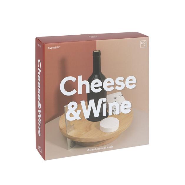 Cheese & Wine Board
