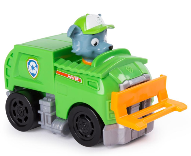PAW Patrol: Rescue Racer - Recycling Rocky