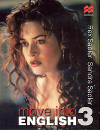 Move into English: Book 3 by Sadler image