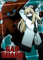 Gad Guard - Vol 4 - Collections on DVD