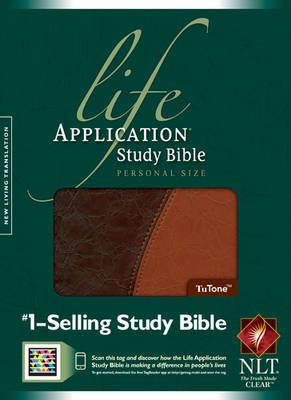 Life Application Study Bible-NLT-Personal Size image