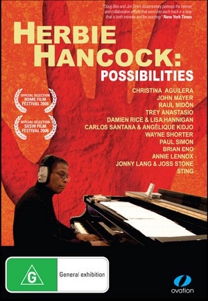 Herbie Hancock - Possibilities on DVD image
