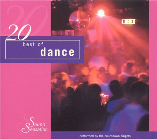 20 Best of Dance by The Countdown Singers