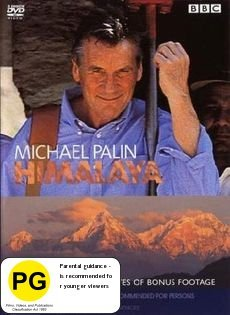 Michael Palin - Himalaya on DVD
