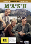 MASH - Complete Season 10 Collection (3 Disc Set) (New Packaging) on DVD