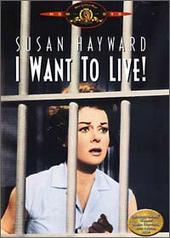 I Want To Live! on DVD