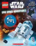 Epic Space Adventures (Lego Star Wars: Activity Book with Figure) by Ameet Studio