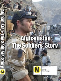 Afghanistan: The Soldiers' Story on DVD