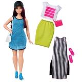 Barbie Fashionistas: Curvy Doll - #38 So Sporty