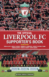 The Official Liverpool FC Supporter's Book by John White