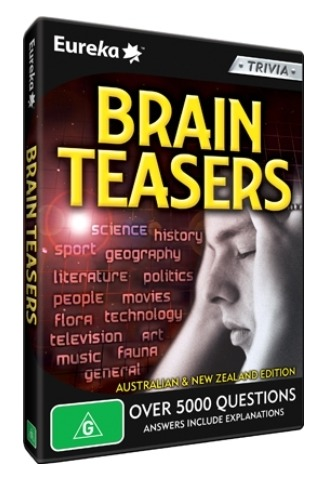 5000 Brain Teasers for PC Games image