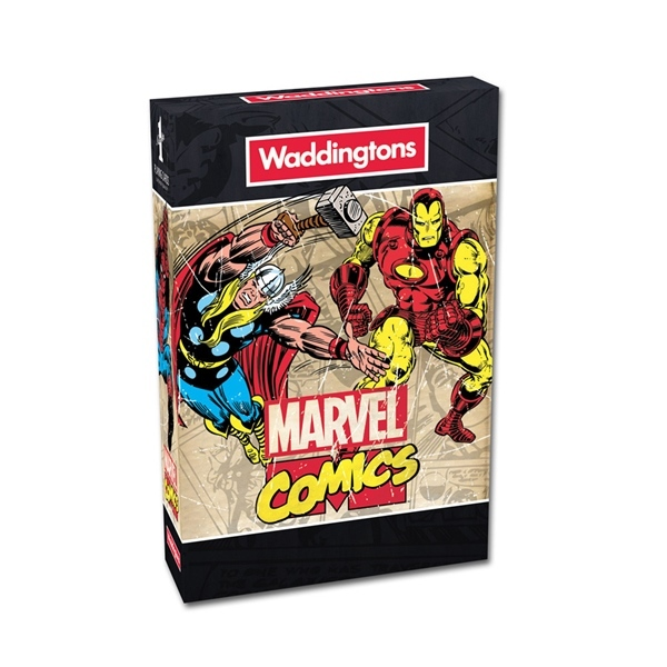 Marvel: Comics Cards image