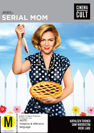 Serial Mom on DVD