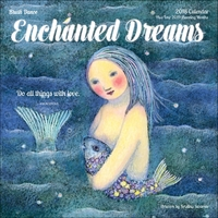 Enchanted Dreams 2018 Wall Calendar