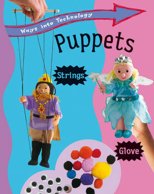 Puppets by Claire Llewellyn image