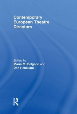 Contemporary European Theatre Directors image
