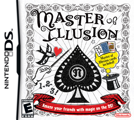 Master Of Illusion (aka Magic Made Fun) for Nintendo DS image